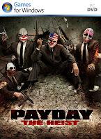 Resultado de imagen para Payday The Heist caratula