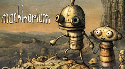Machinarium Apk + Data for Android (paid)