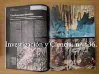 Revista Investigación y Ciencia, maig 2021