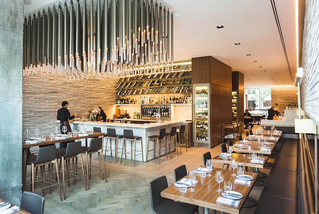 Restaurante Buca em Toronto