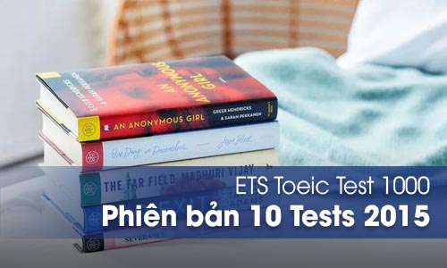 ETS Toeic Test 1000