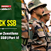 Crack SSB: Interview Questions Asked in SSB | Part VI