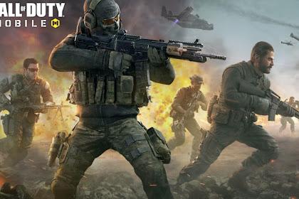 Download APK+OBB Garena Call Of Duty v1.6.8 Server Google Drive