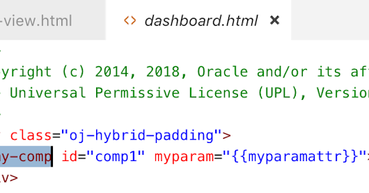 Managing Persisted State for Oracle JET Web Component Variable with Writeback Property