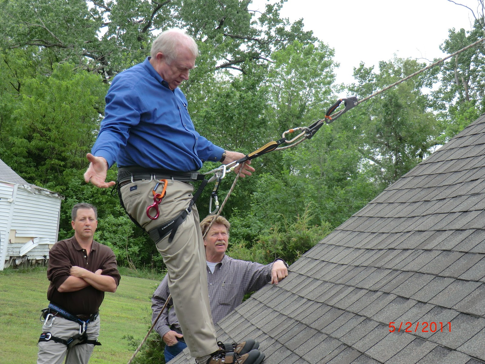Risk Managed Roof Inspection The 411 On Adjuster Fall