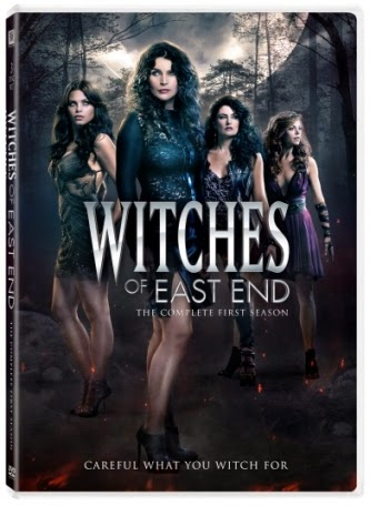 DVD Review - Witches Of East End: The Complete First Season