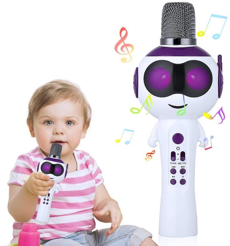 50% off Wireless Bluetooth Karaoke Microphone
