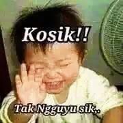 Gambar Kata Lucu Bahasa Jawa Ngapak Cepet Banget Dot Download