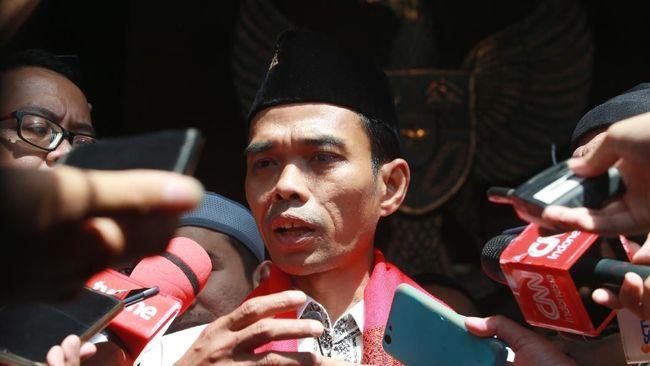 Abdul Somad Sebut RUU HIP Kerdilkan Pancasila