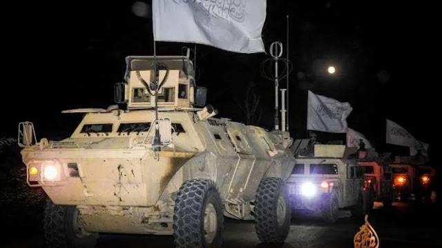 Taliban Deklarasi Kemerdekaan Penuh Usai Semua Tentara AS Pulang