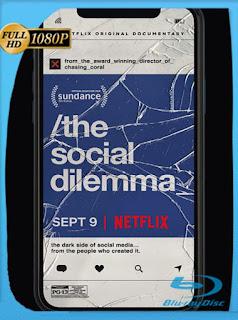 El Dilema de las Redes Sociales (The Social Dilemma) (2020) HD [1080p] Latino [GoogleDrive] SilvestreHD