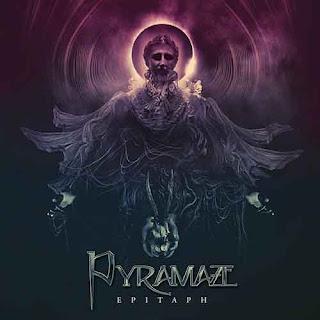 """Ο δίσκος των Pyramaze """"Epitaph"""""""
