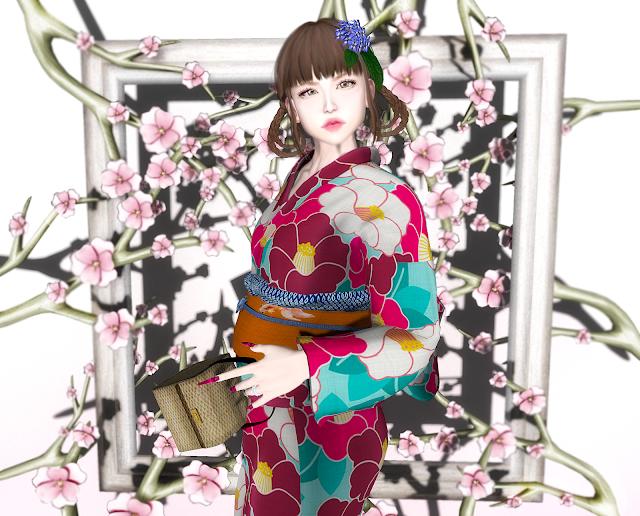 浴衣DAY Japonica&Gachaland