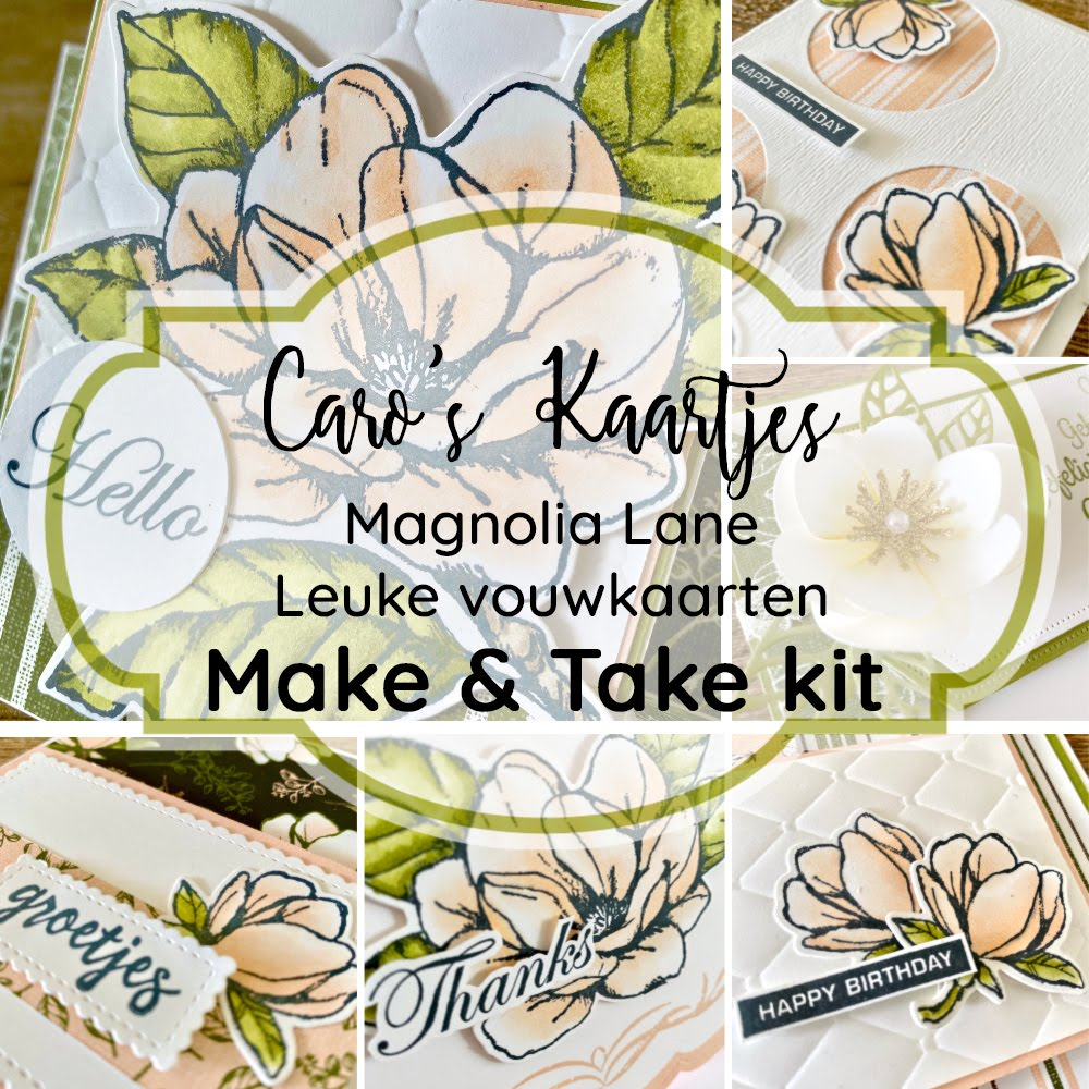 Magnolia Lane Make and Take kit