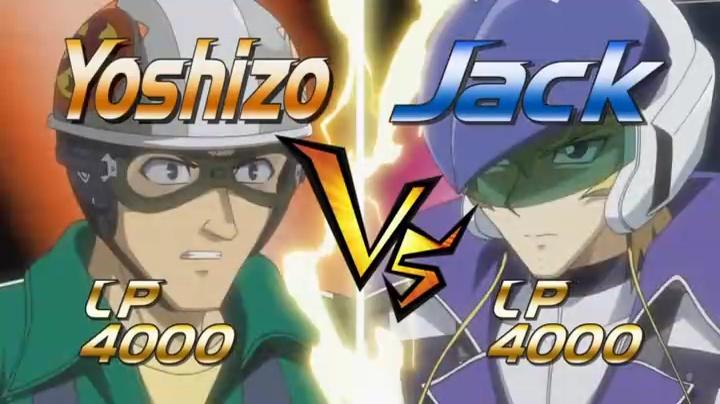 Ver Yu-Gi-Oh! 5Ds El World Riding Duel Grand Prix - Capítulo 119
