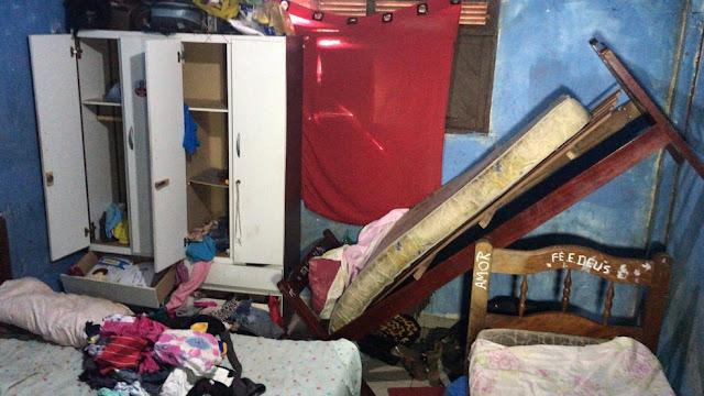Assaltantes invadem fazenda, matam dono, filho e atiram em criança de 6 anos em São Gonçalo do Amarante, RN