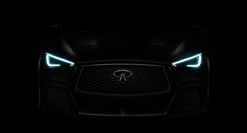 Infiniti Q50, Q60-Based Concept Coming to Geneva