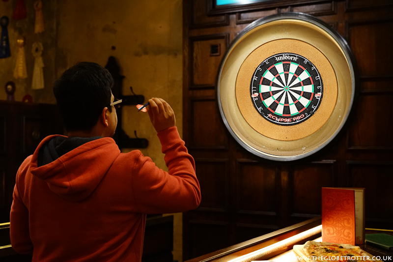 Flight Club Social Darts