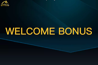 Bityard up to $258 Crypto No Deposit Bonus