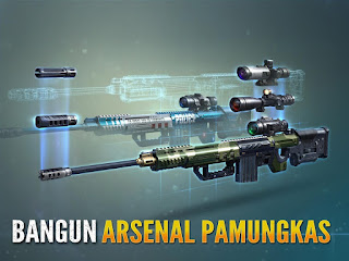 Sniper Fury : best shooter game MOD v1.7.1a Apk (Unlimited Ammo + Gold) Terbaru 2016 4