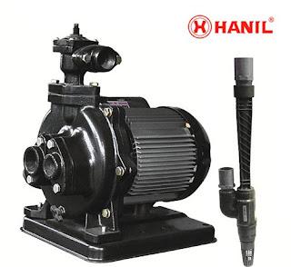 Máy bơm nước hút giếng Hanil PC-766W