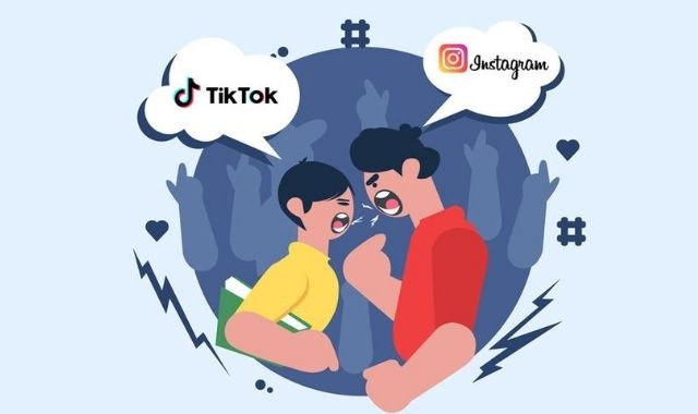 The Showdown Between TikTok and Instagram: Which is Trending More?