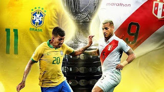 مشاهدة مباراة البرازيل وبيرو بث مباشر بتاريخ 07-07-2019 نهائي بطولة كوبا أمريكا 2019