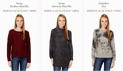 Jersey para mujer