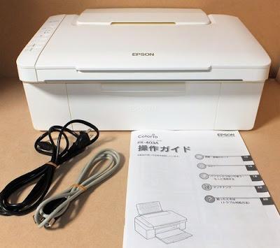 Epson Colorio PX-403Aドライバーのダウンロード