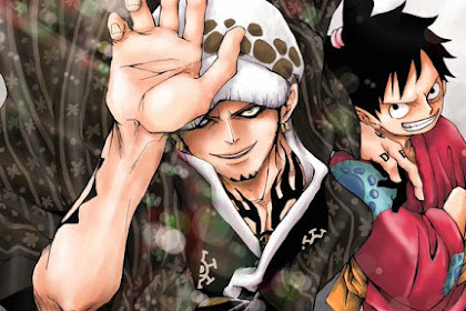 One Piece Chapter 945 Will Get Color Spread! (+ Release Date Information)