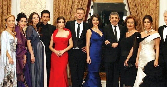 Shahid tv turkish series