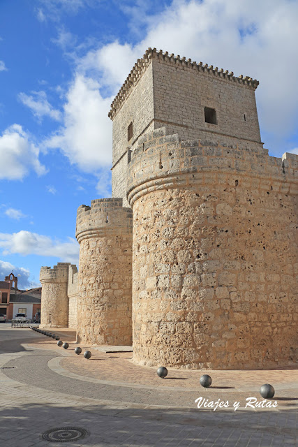Torre del homenaje del Castillo de Portillo