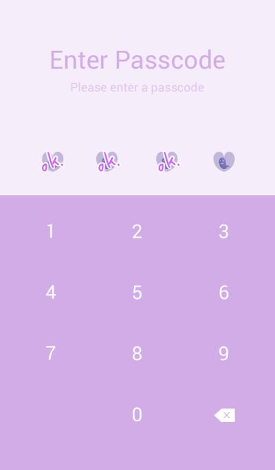 Purple Obake
