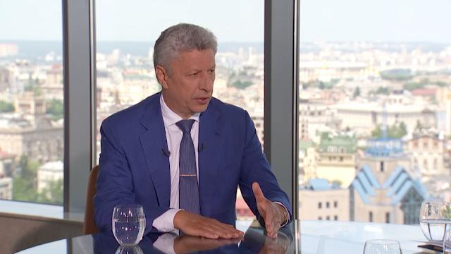 Юрій Бойко: Влада виявилася не готова до розведення військ на лінії зіткнення