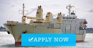 Engine officers for cargo refeer vessel
