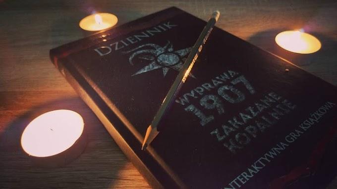 Dziennik. Wyprawa 1907: Zakazane kopalnie - recenzja gry książkowej, która przypomniała mi o Silent Hill