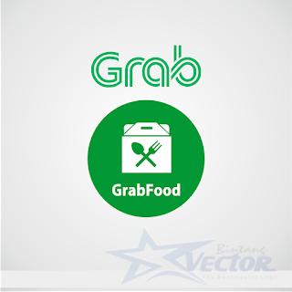 Grab Food Logo Vector cdr Download