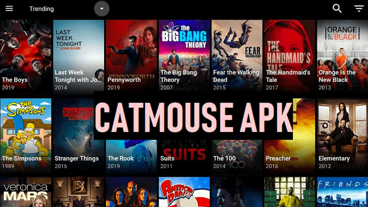 CatMouse APK 2020 - Download CatMouse APK HD English Movies, Latest CatMouse APK Movies