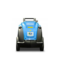 Máy rửa xe hơi nước nóng Optima Steamer EST(27K)-1