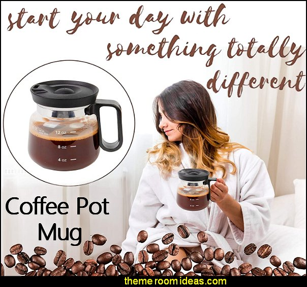 Coffee Pot Mug Coffee Mugs Novelty Mug  coffee lovers gift ideas gift coffee beans perculator
