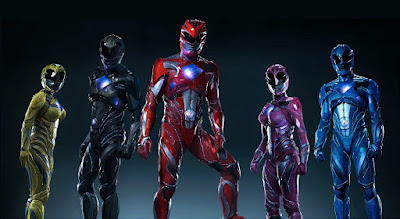 power rangers movie reboot