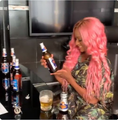 DJ Cuppy Becomes A Brand Ambassador Of Tiger Beer
