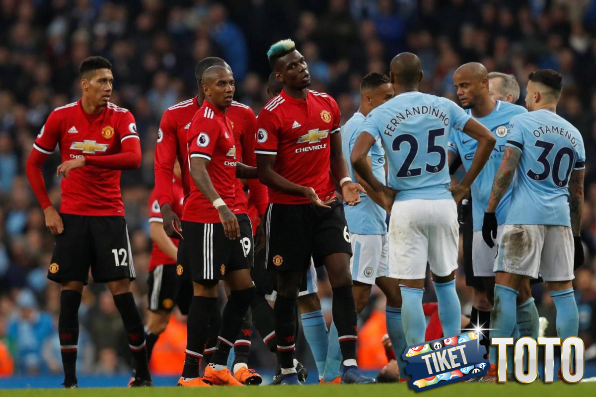 MU dan Manchester City Donasi Rp 1,8 Miliar Untuk Hadapi Virus Corona