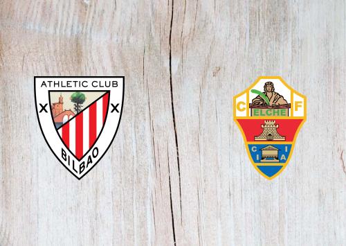 Athletic Club vs Elche -Highlights 03 January 2021