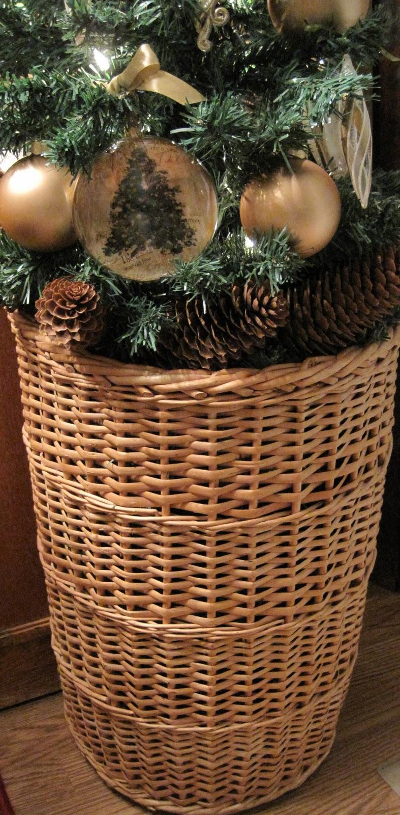 On Crooked Creek Christmas Tree Times Three