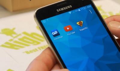 Root de tu dispositivo Android