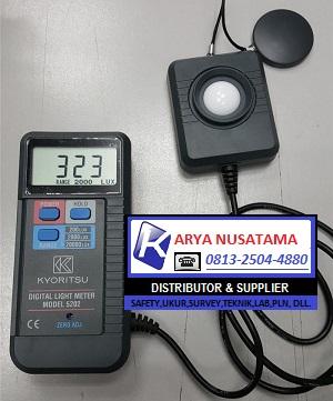 Jual Digital Light Meter Kyoritsu 5202 di Jepara