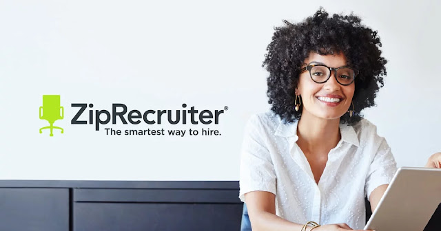 رابعا تطبيق ZipRecruiter زيبريكروتر :-
