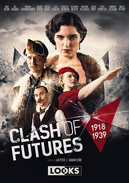 Clash of Futures (2018-) ταινιες online seires xrysoi greek subs