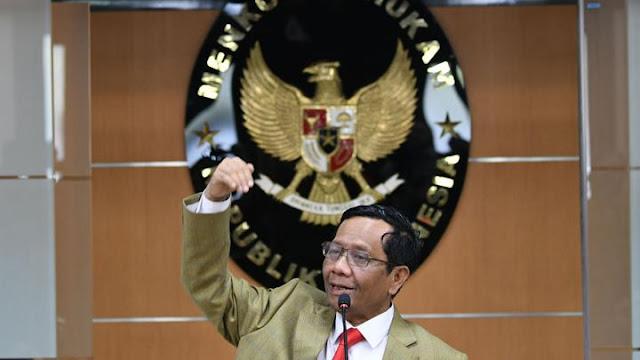 Menko Mahfud MD: Kalian Enggak Ngerti Arti Pelanggaran HAM